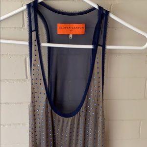 Clover Canyon sheer dress